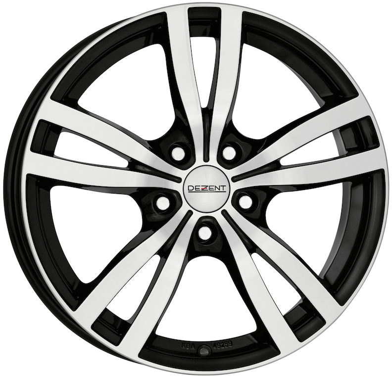 Dezent TC Alloy Wheels