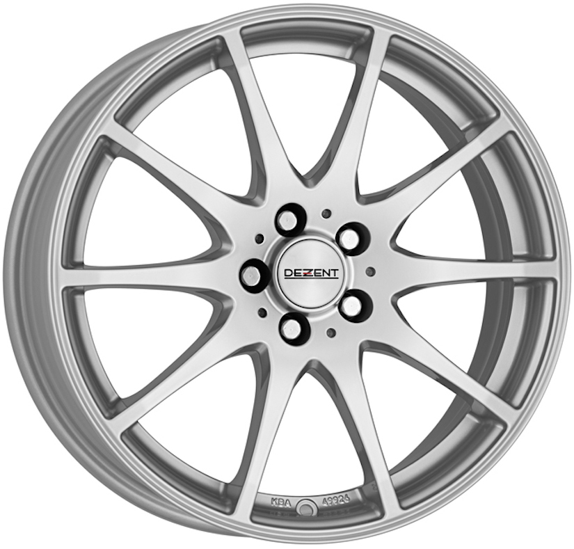 Dezent TI Alloy Wheels