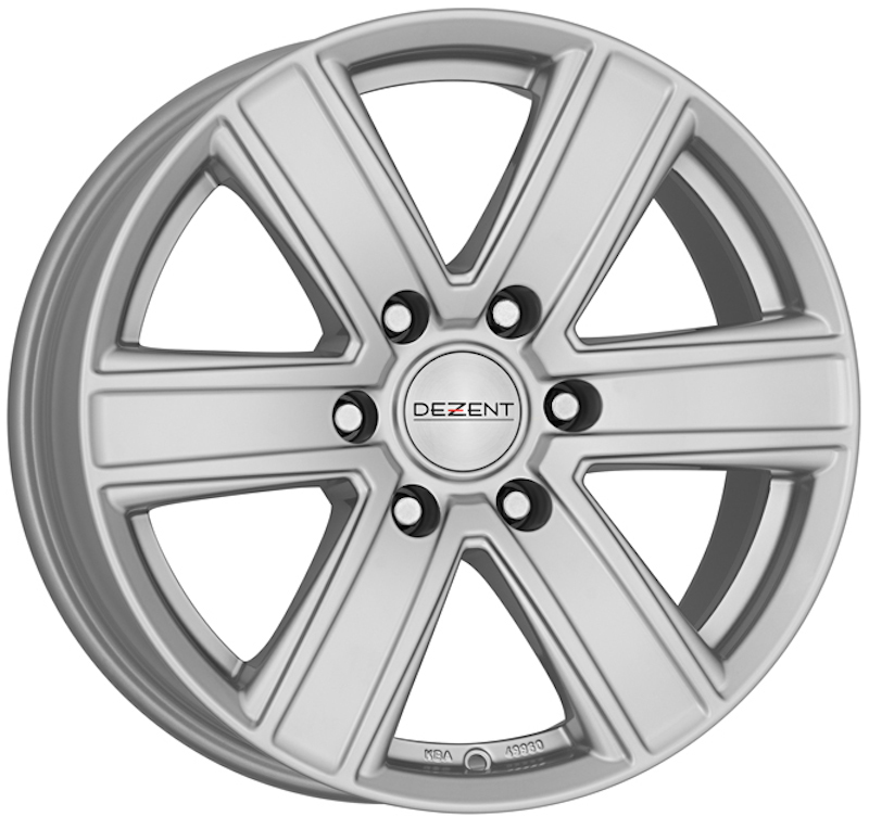 Dezent TJ Alloy Wheels