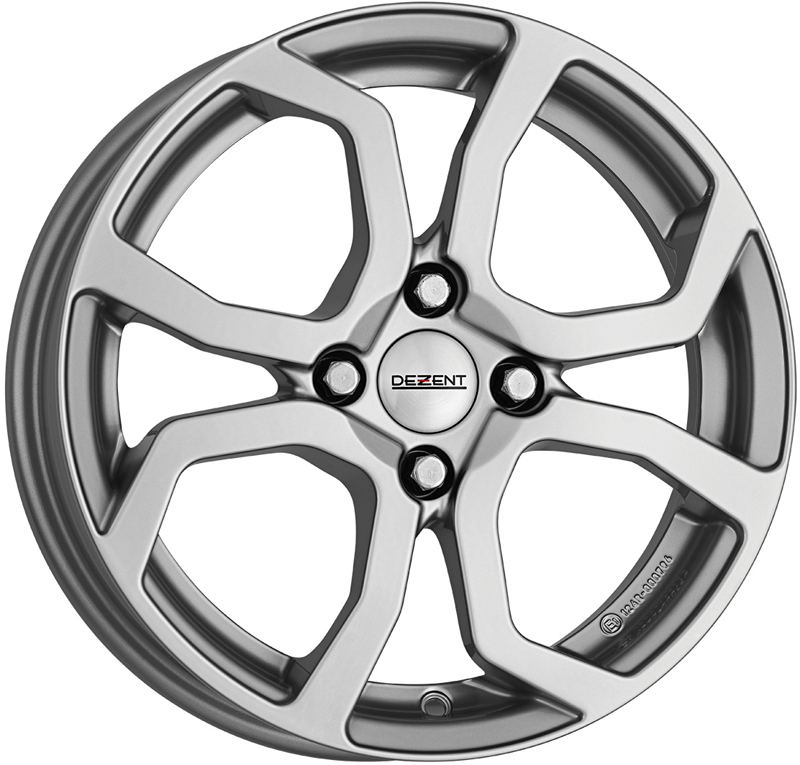 Dezent TS Alloy Wheels