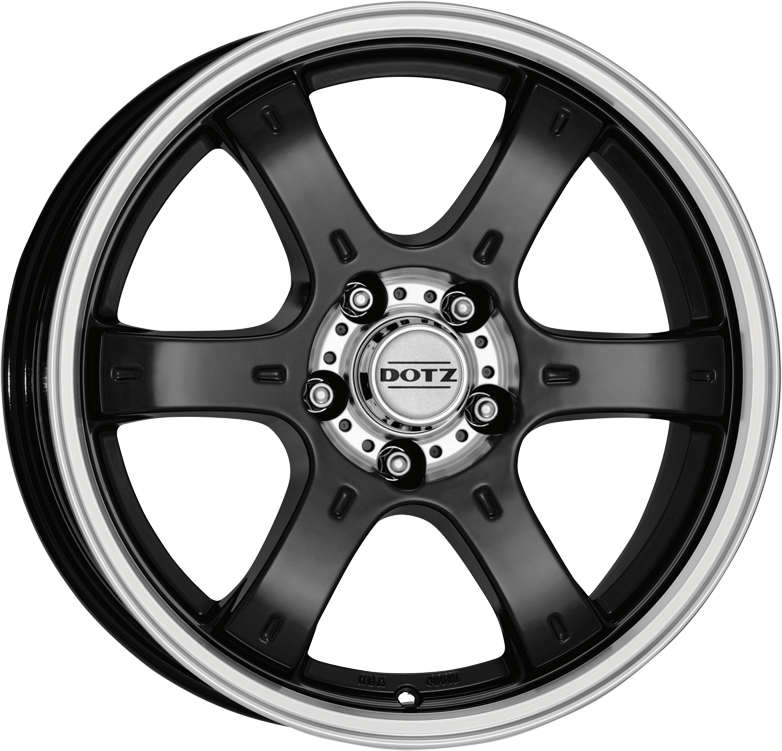 Dotz Crunch Alloy Wheels