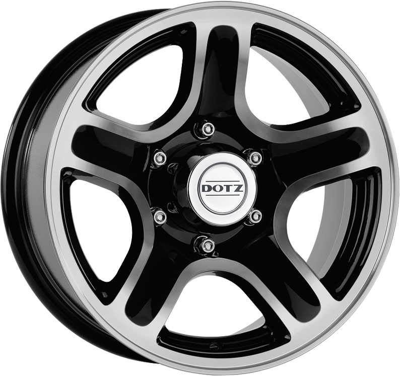 Dotz Hammada Alloy Wheels