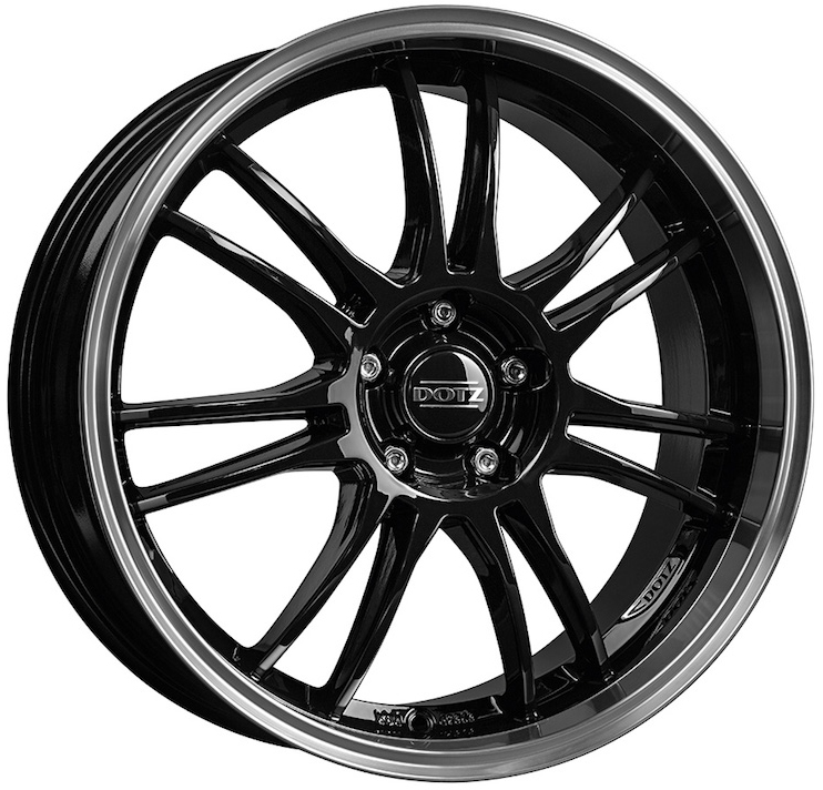 Dotz Shift Alloy Wheels