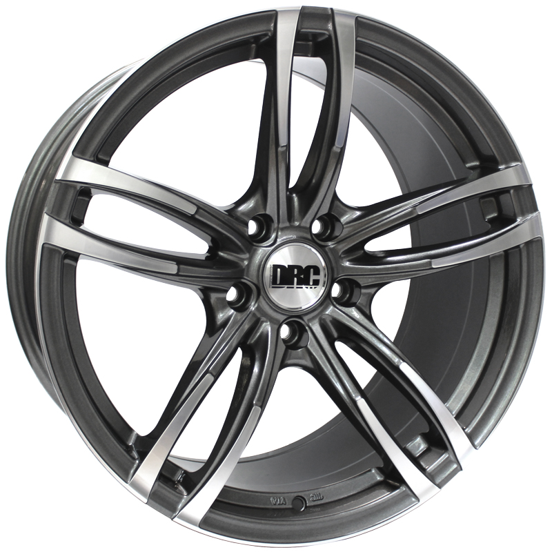 DRC DMF Alloy Wheels