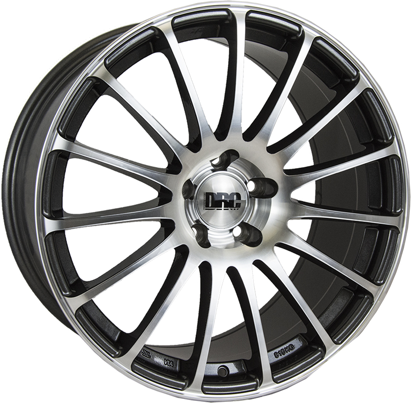 DRC Rapide Alloy Wheels