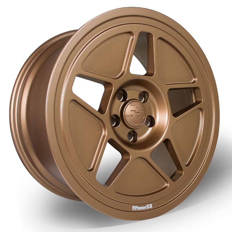 "Alloy Wheels 19"" Fifteen52 Tarmac R43 Bronze For Alfa"