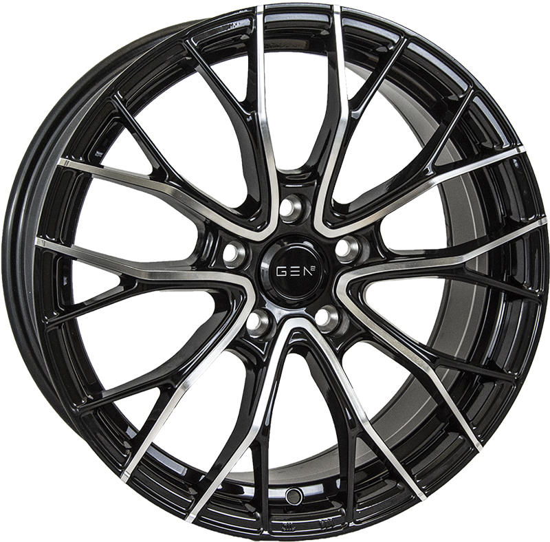 GEN2 Axiom 5 alloy wheels