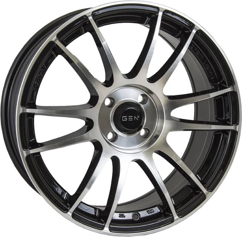 GEN2 Maven alloy wheels