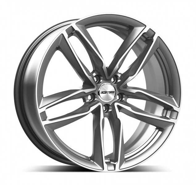 GMP Italia Atom Alloy Wheels
