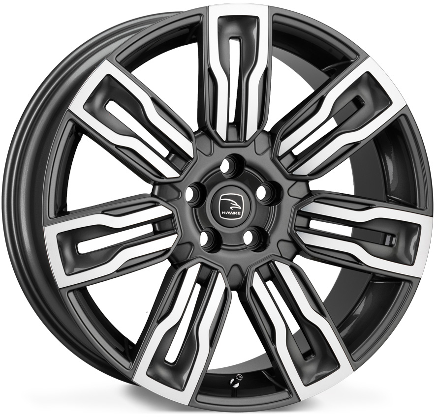 Hawke Hermes Alloy Wheels