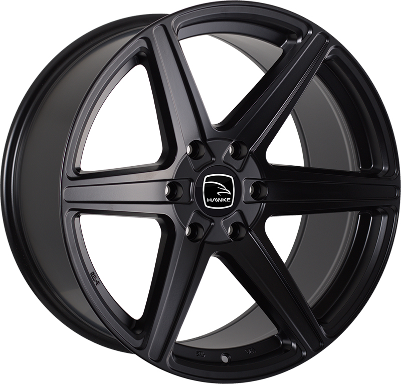 Hawke Ridge XD Alloy Wheels
