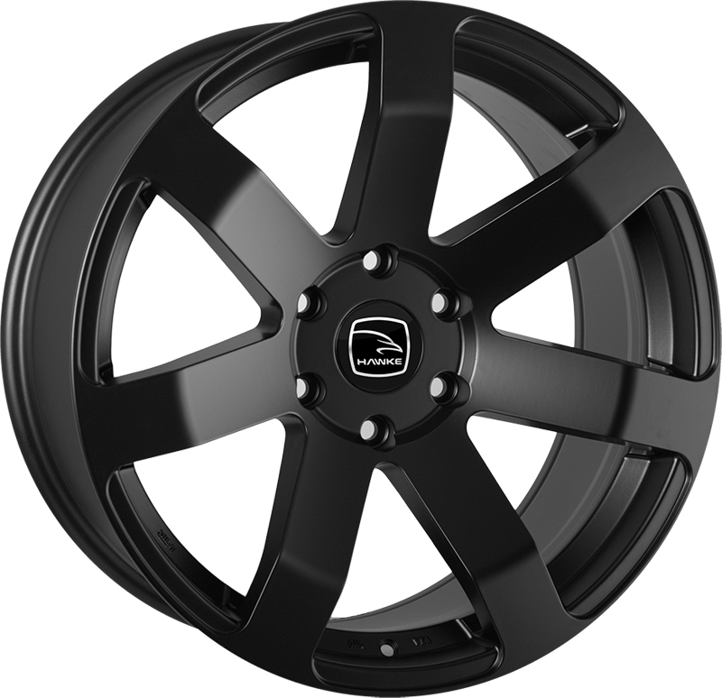 Hawke Summit Alloy Wheels