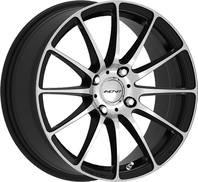 Inovit Force 4 Alloy Wheels