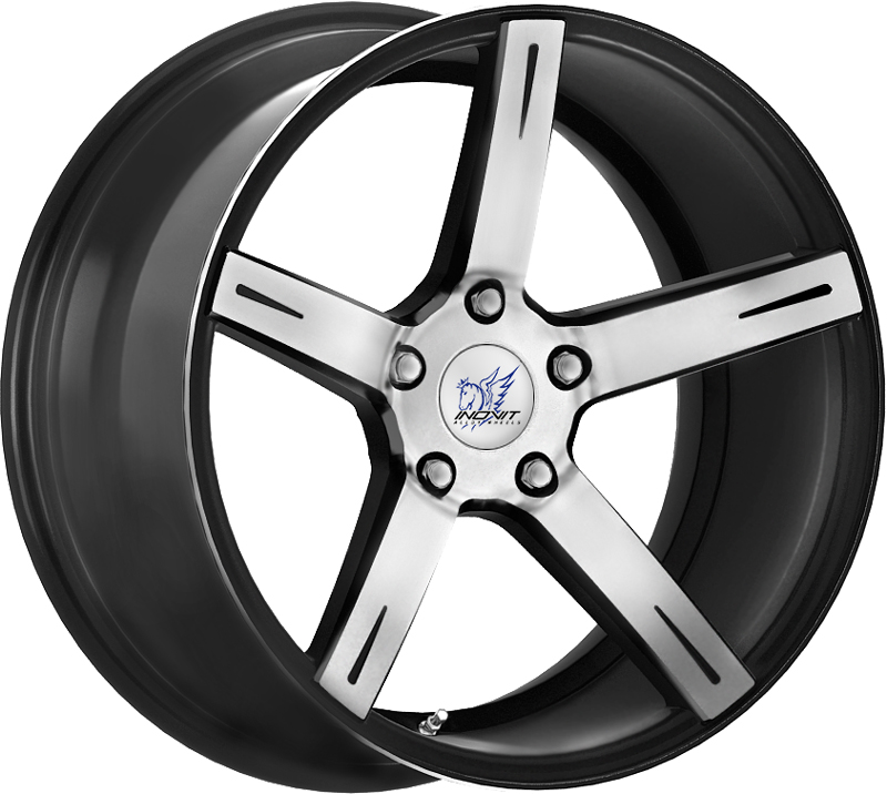 Clearance Sale Invoit Rotor Alloy Wheels