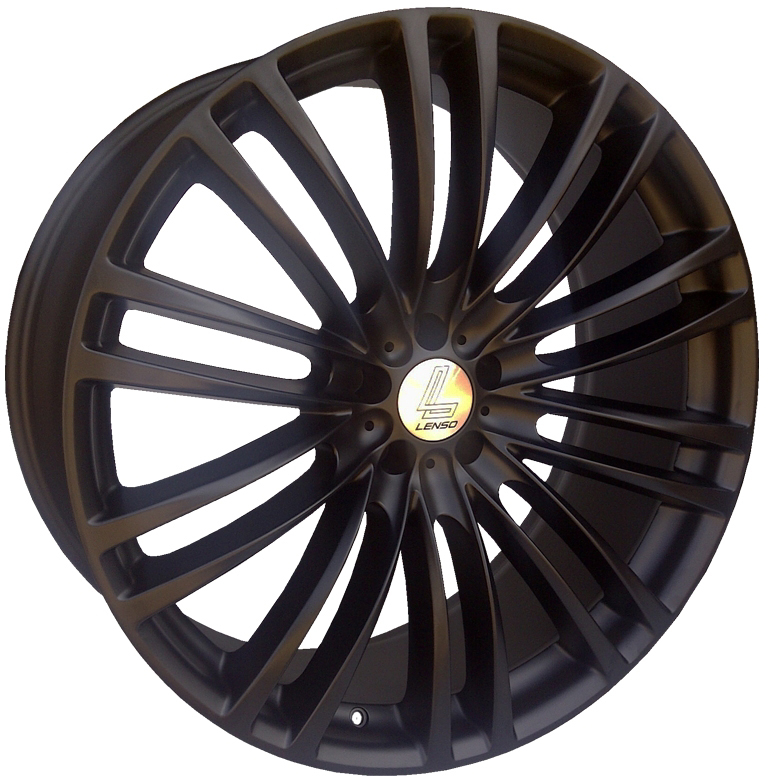 Lenso Como Alloy Wheels