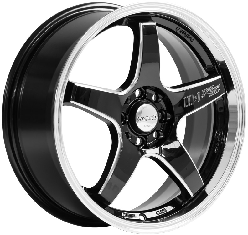 Lenso D1-RS Alloy Wheels