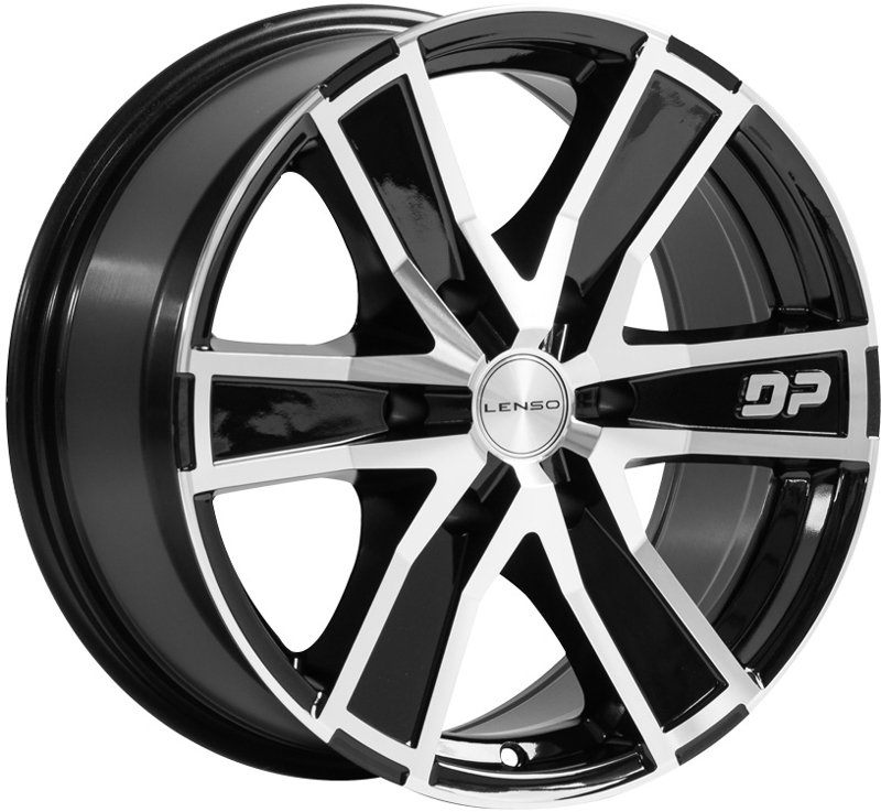 Lenso DP6 Alloy Wheels