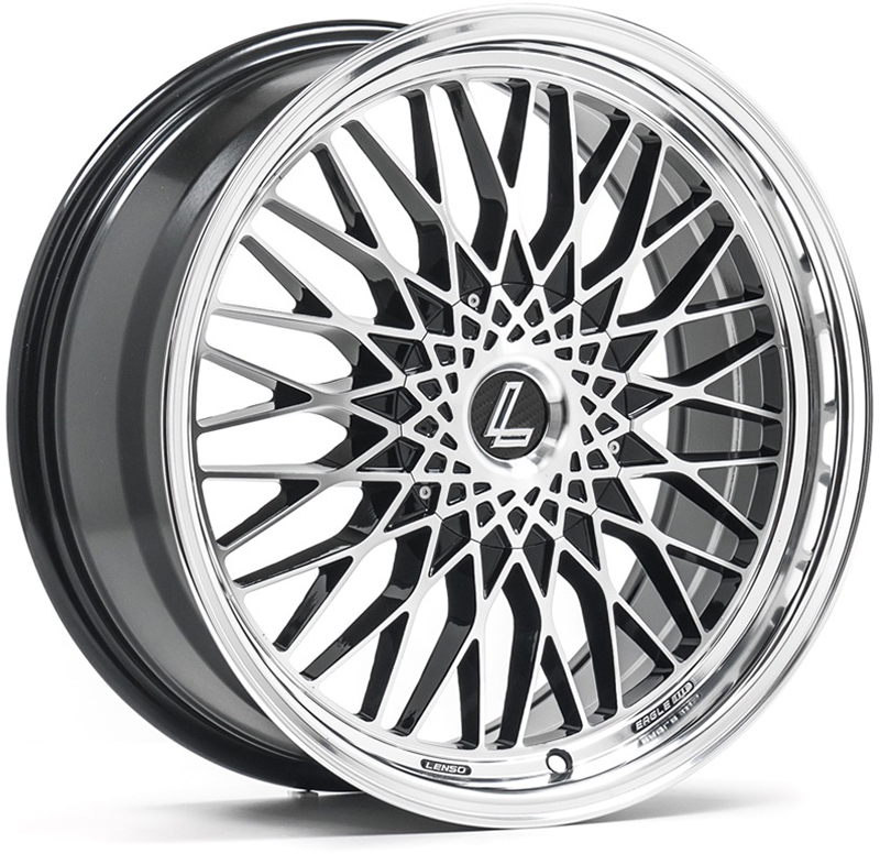 Lenso Eagle 3 Alloy Wheels