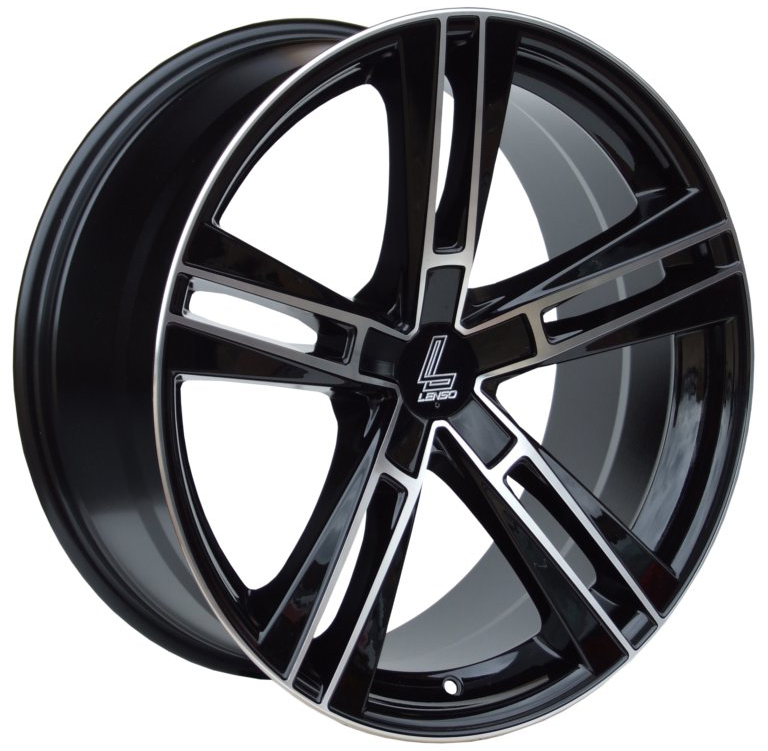 Lenso ES6 Alloy Wheels