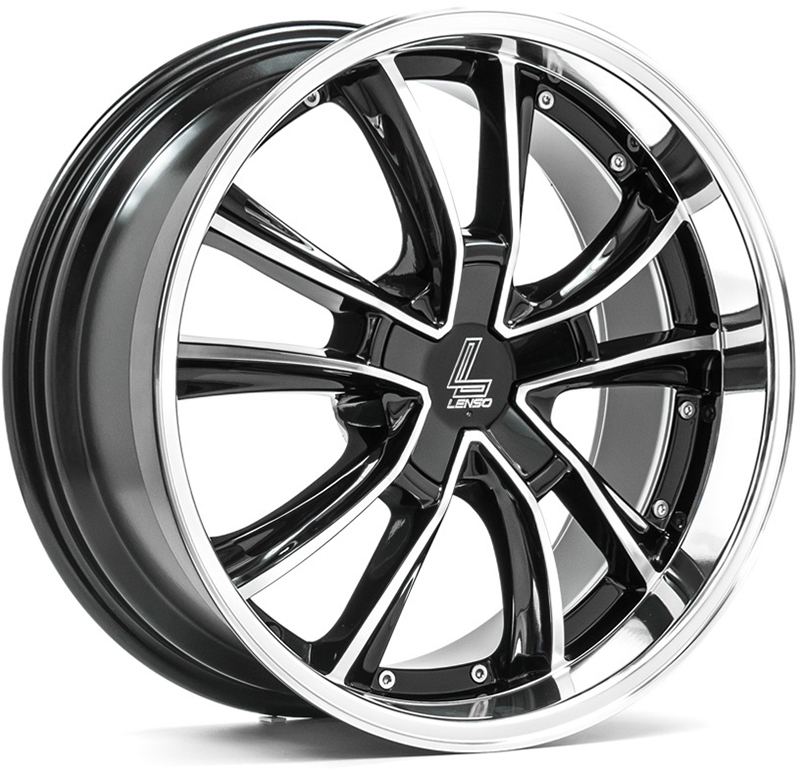 Lenso ES7 Alloy Wheels
