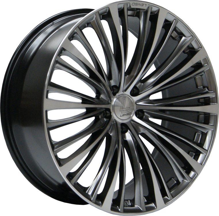 Lenso ESA Alloy Wheels