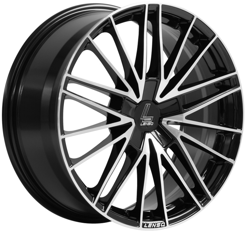 Lenso ESD Alloy Wheels