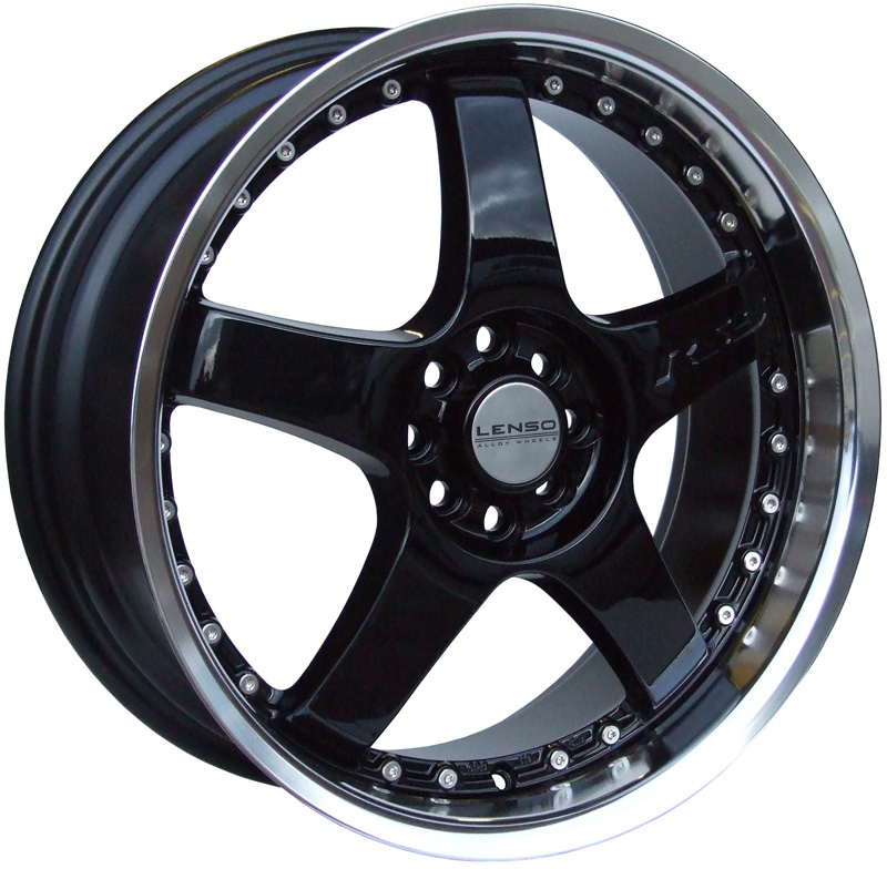 Lenso RS5 Alloy Wheels