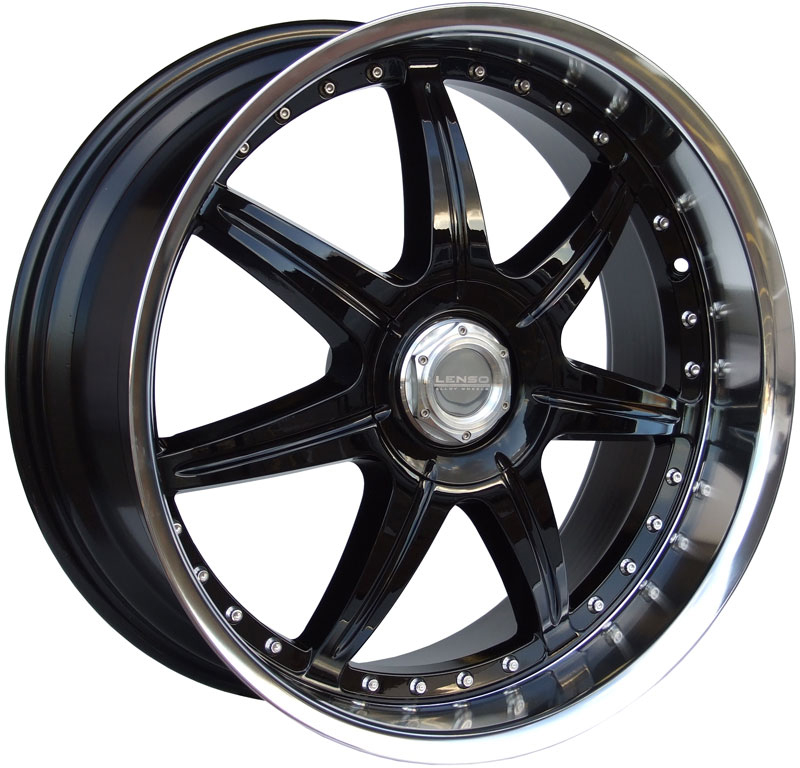 Lenso S73 Alloy Wheels