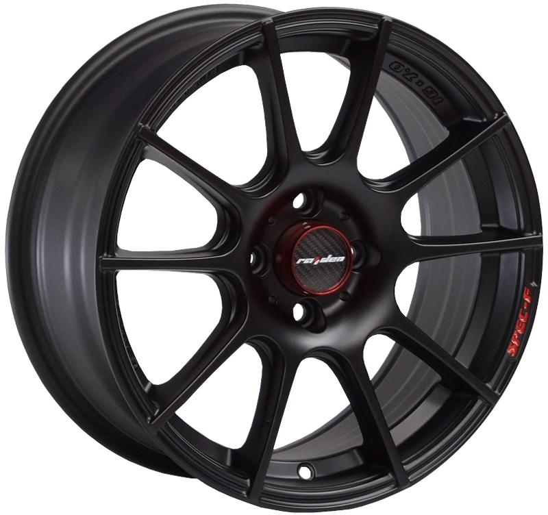 Lenso Spec F Alloy Wheels