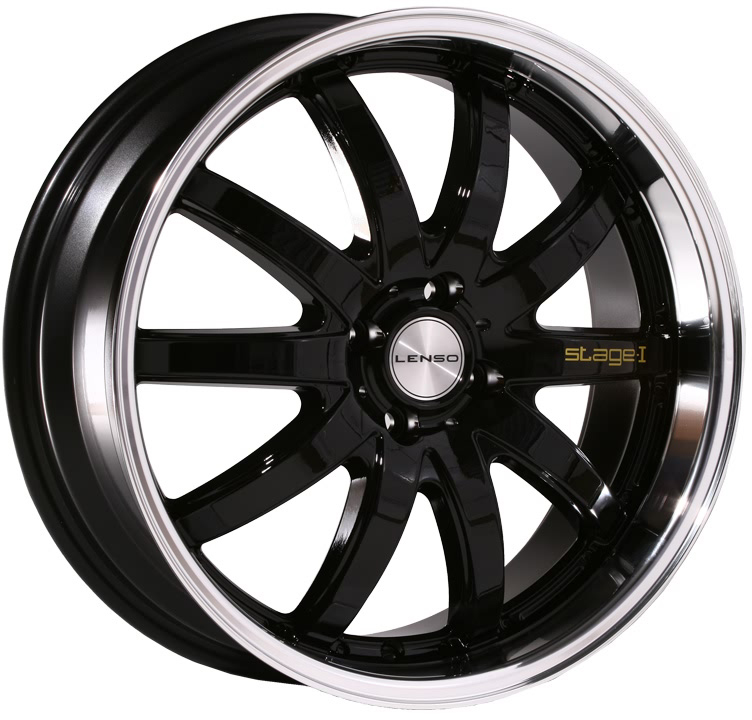 Lenso Stage 1 Alloy Wheels