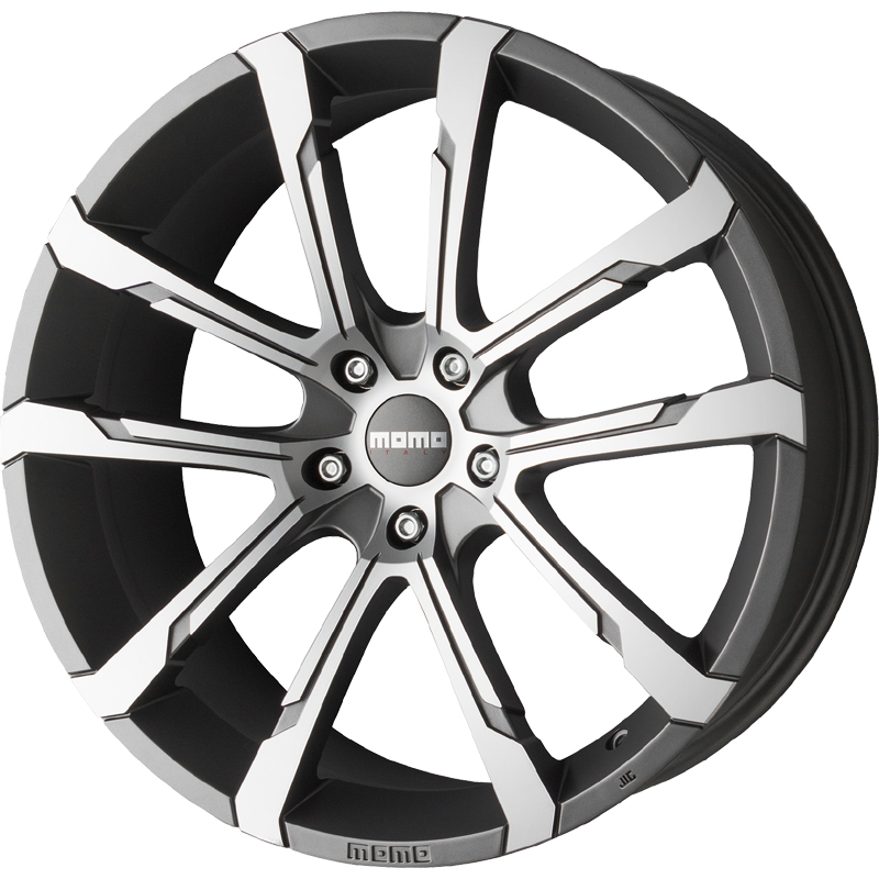 Momo Quantum Evo Alloy Wheels