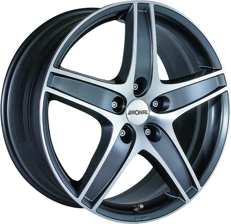 Ronal R48 Alloy Wheels