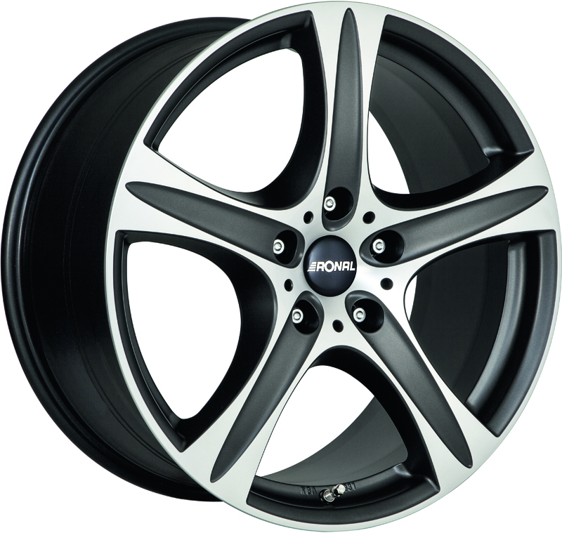 Ronal R55 Alloy Wheels