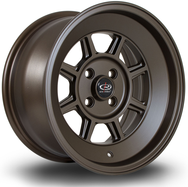Rota BM8 Alloy Wheels