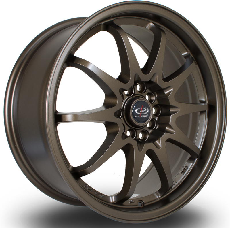Rota Fight Alloy Wheels