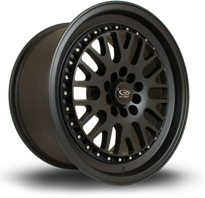 Rota Flush Alloy Wheels