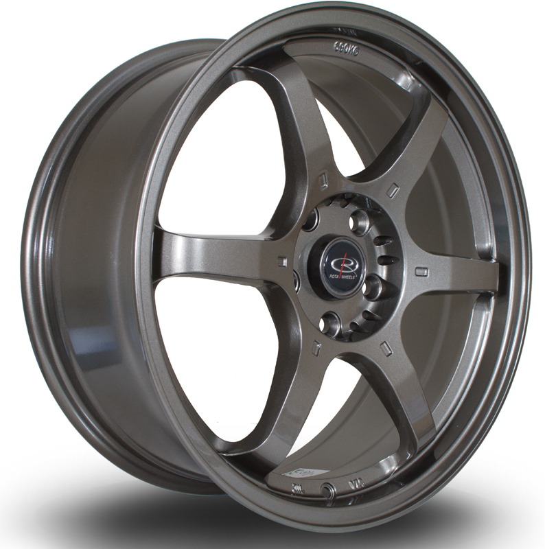 Rota GR6 Alloy Wheels