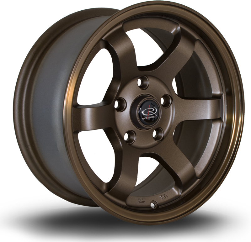 Rota Grid Max Alloy Wheels