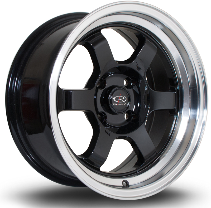 Rota Grid-V Alloy Wheels