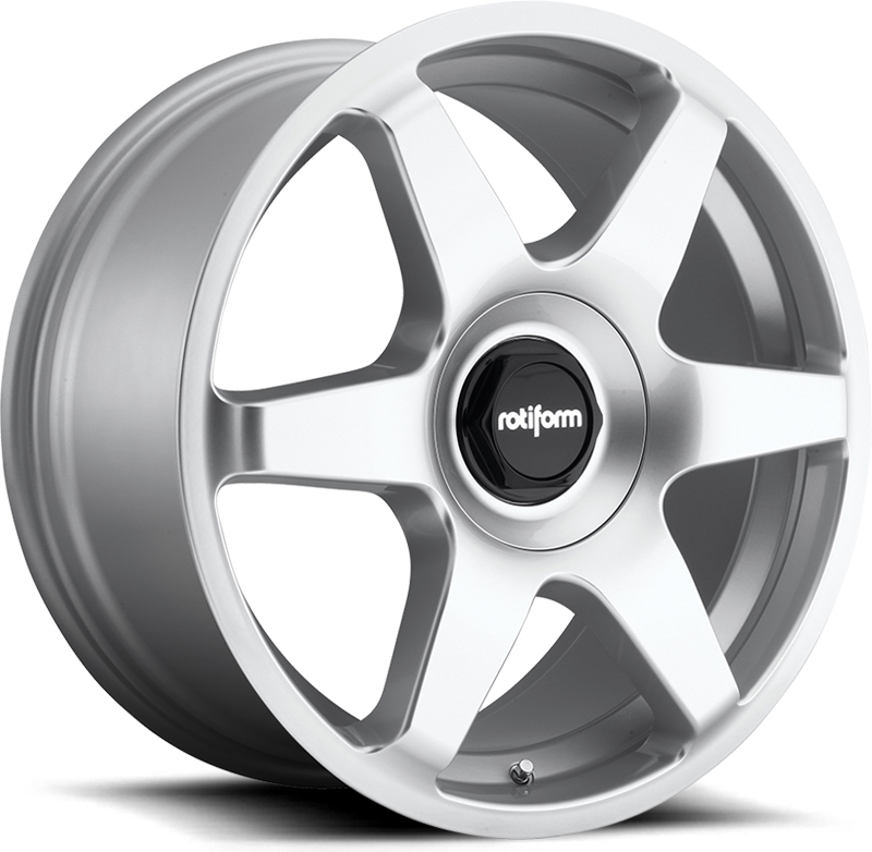 Rotiform SIX Alloy Wheels