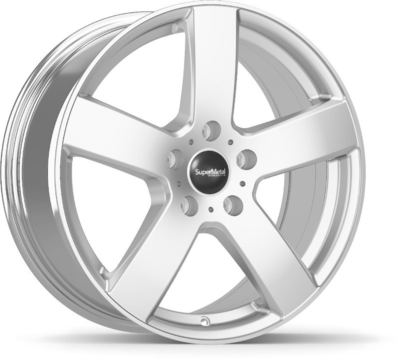 SuperMetal Bolt Alloy Wheels