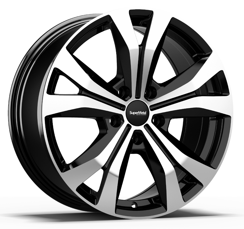 SuperMetal Bullet Alloy Wheels