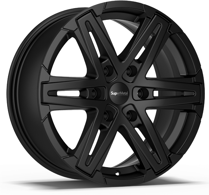 SuperMetal Compass Alloy Wheels