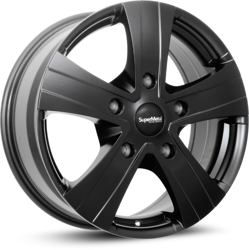 SuperMetal Hammer Alloy Wheels