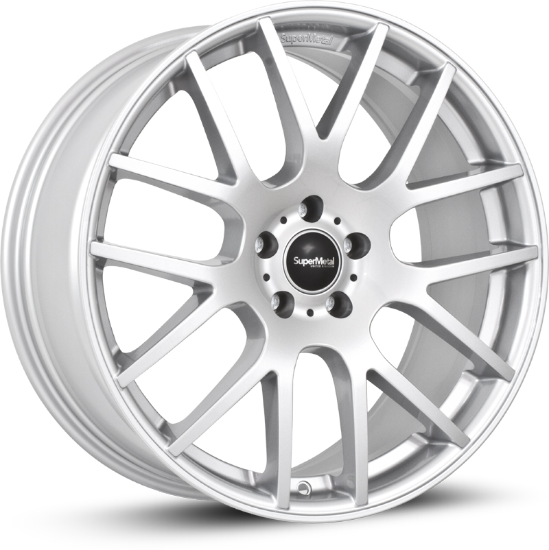 SuperMetal Trident Alloy Wheels