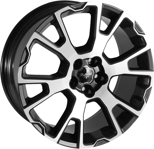 Team Dynamics Balmoral Alloy Wheels
