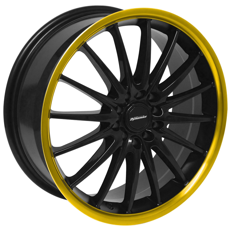 Team Dynamics Jet Alloy Wheels