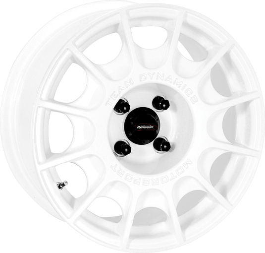 Team Dynamics Pro Rally Alloy Wheels