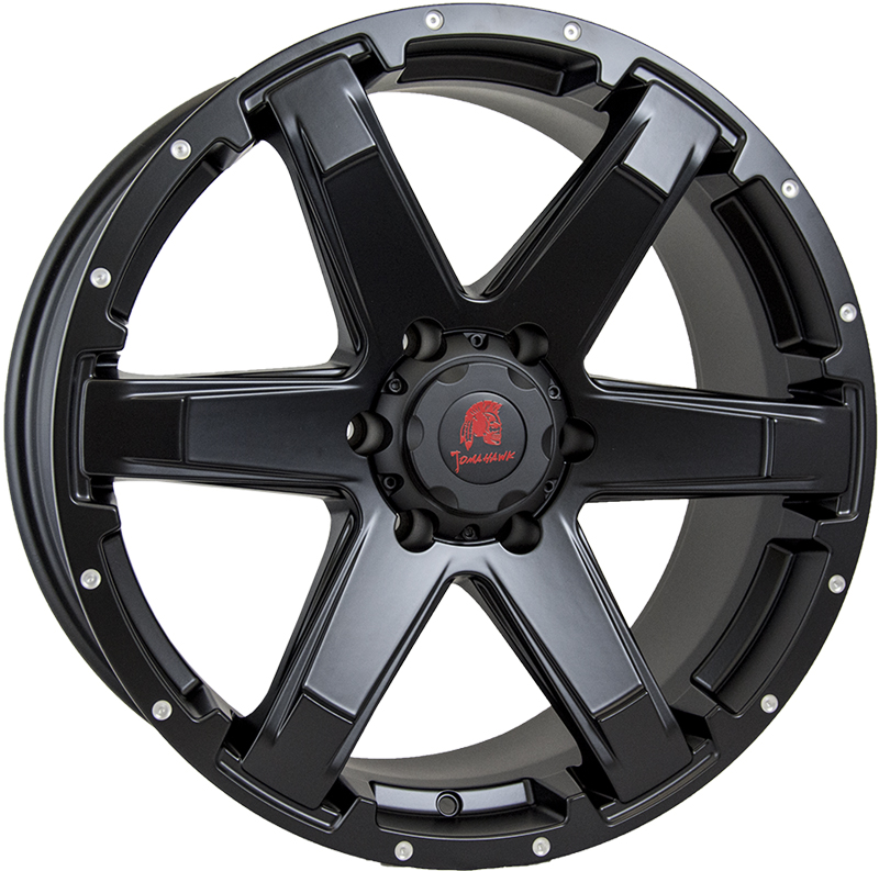 Tomahawk Chinook Alloy Wheels