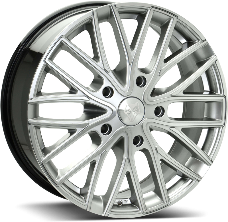 Wolf Design GTR Alloy Wheels